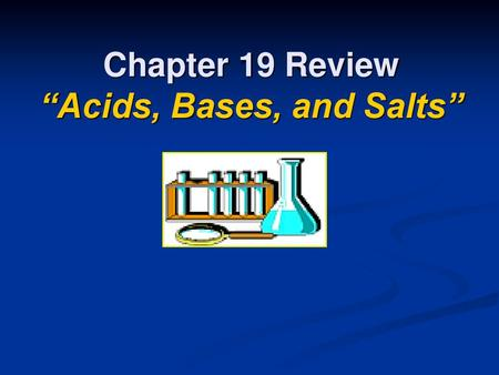Chapter 15 Multiple Choice 1  Distilled water contains A