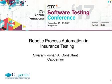 RPA – Robotic Process Automation - ppt download