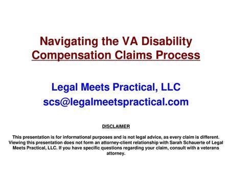 Cheryl Mason Chief Veterans Law Judge June ppt download