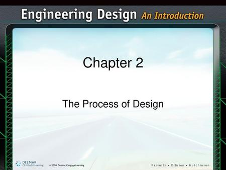 The Design Process - An Overview - ppt download