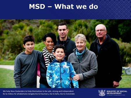 Ministry of Health New Zealand October ppt download