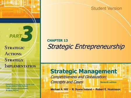 Chapter 1 Entrepreneurship Defined - ppt video online download