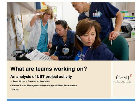How unit-based teams are delivering on service - ppt download