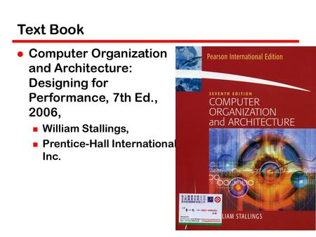 Computer Architecture And Organization Introduction Ppt Download