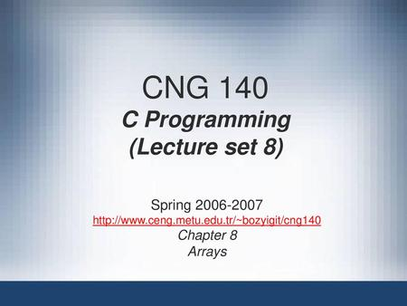 1 4 Arrays Introduction to Programming in Java: An