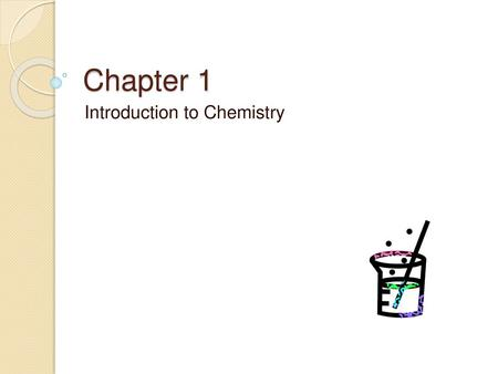 CHEMISTRY SS1 LESSON NOTE - ppt video online download