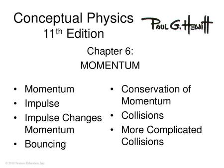 6 1 Momentum And Impulse Ppt Video Online Download