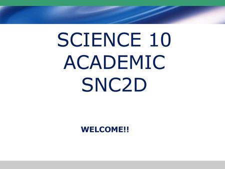 Grade 10 science Exam Prep  - ppt download