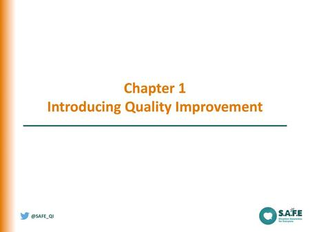Quality Improvement in Health and Social Care - ppt download