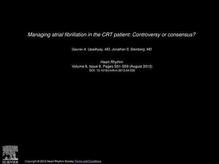 e908638cdcf Cardiac Resynchronization Therapy (CRT) Is an Effective Treatment ...