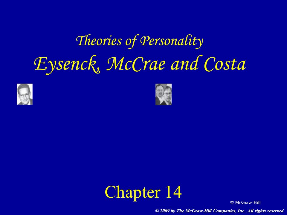 Mccrae costa Chapter 19,