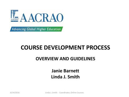 ATI facilitating the learning process for students - ppt