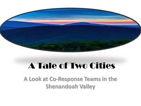 Law Enforcement Collaboration: Crisis Call Diversion Program
