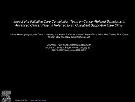 Breast Cancer Patient Perception of the Helpfulness of a