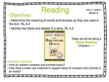 compare and contrast questions for 5th grade