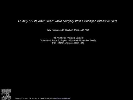 Department of Cardiothoracic and Vascular Surgery 1 School