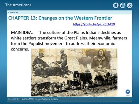 Cultures Clash on the Prairie - ppt video online download
