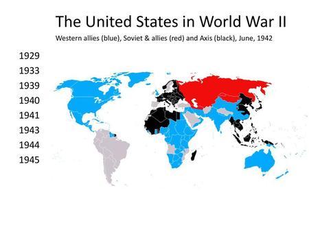 WORLD WAR TWO TIMELINE  - ppt download