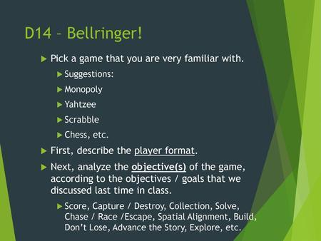 Card and Board Games Todd Kerpelman Creative Director, EA