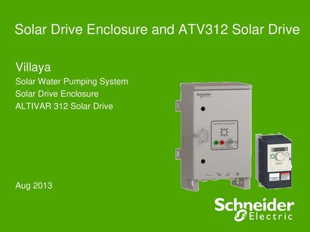 Altivar 61 Energy savings & performance in your fluid management