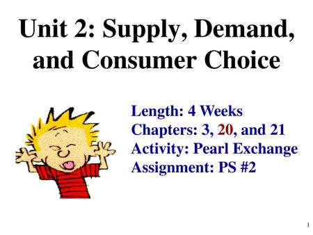 Supply And Demand Ppt Video Online Download