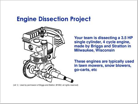 Build Basic Knowledge of Internal Combustion Engines (I C E) - ppt