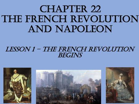 Chapter 23 Section 1 Study Guide Ppt Download