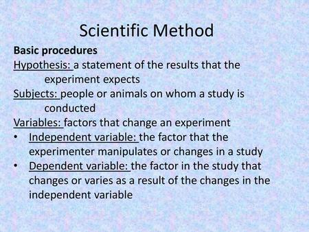 Methods of Psychology CHAPTER 2 - ppt video online download