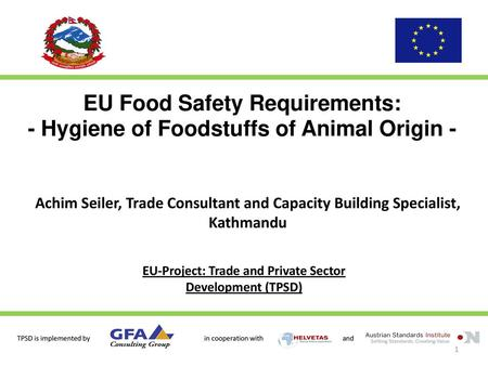 Food Laws (PFA, FPO, MMPO, Agmark, BIS & FSSAI) - ppt video online