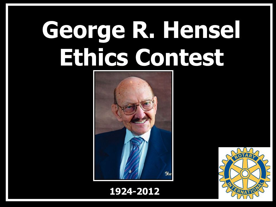George r hensel essay contest how to write andrew in chinese letters