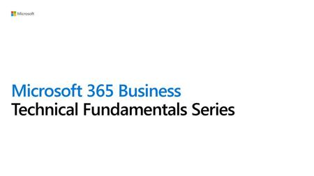 Ensure a smooth transition to office 365 proplus - ppt download