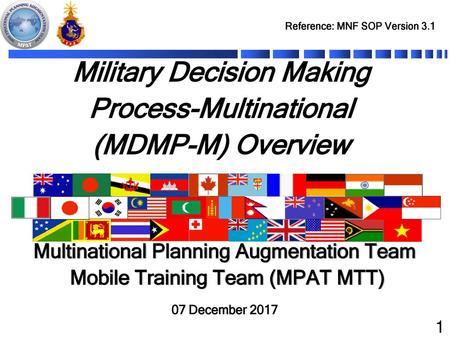 Commander's Intent & Guidance - ppt video online download