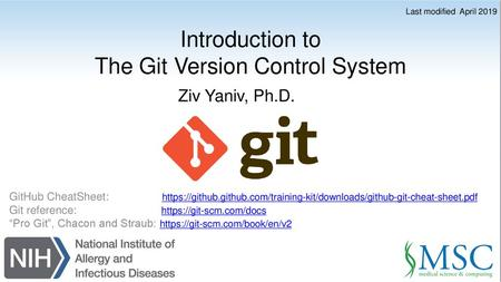 Introduction to GitHub - ppt download