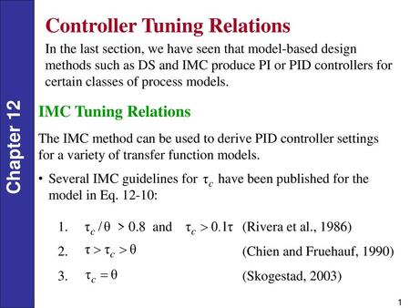 PID Controller Design and - ppt video online download