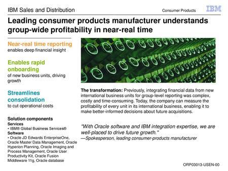 Product Lifecycle Management © 2003 IBM Corporation Customer