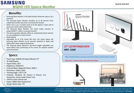 Training Manual UE**D55**RW [32,37,40,46] UE**D57**RS [32,37,40,46