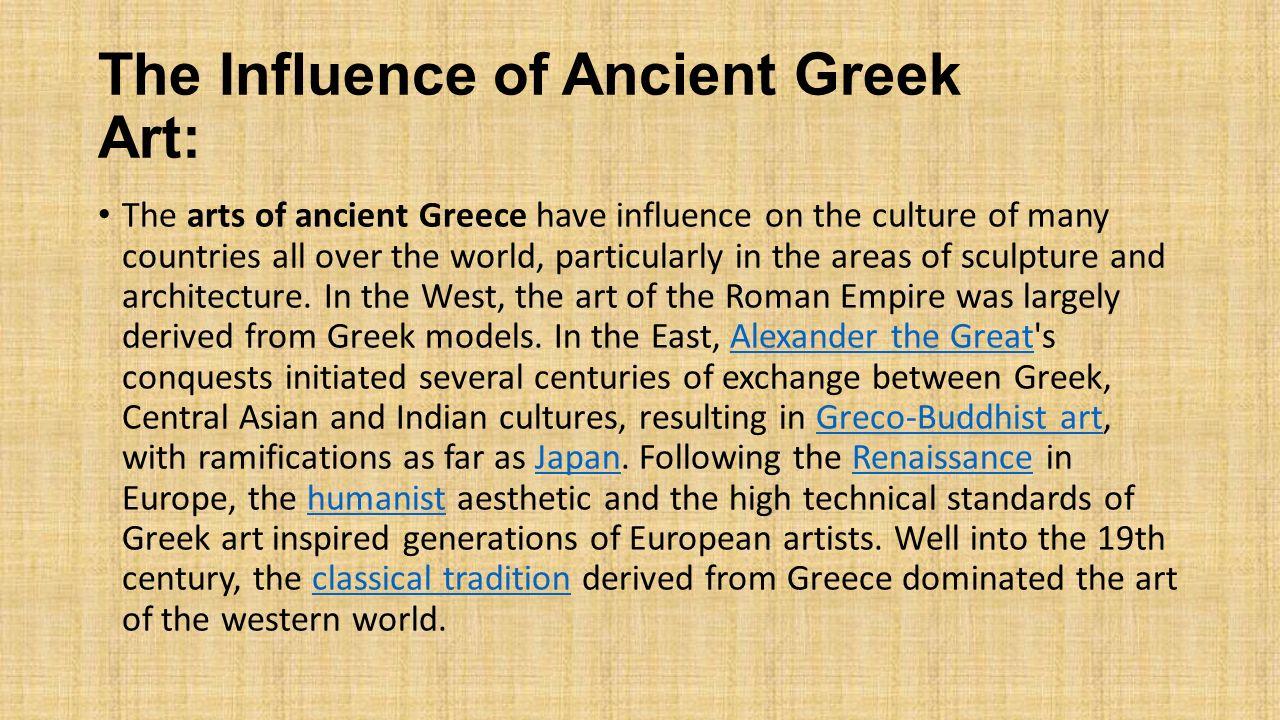 Ancient Greek Art Ppt Download