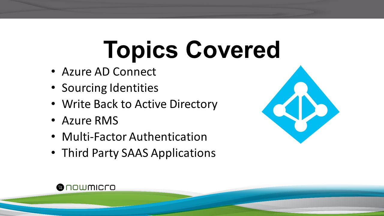 Identities and Azure AD Premium - ppt download
