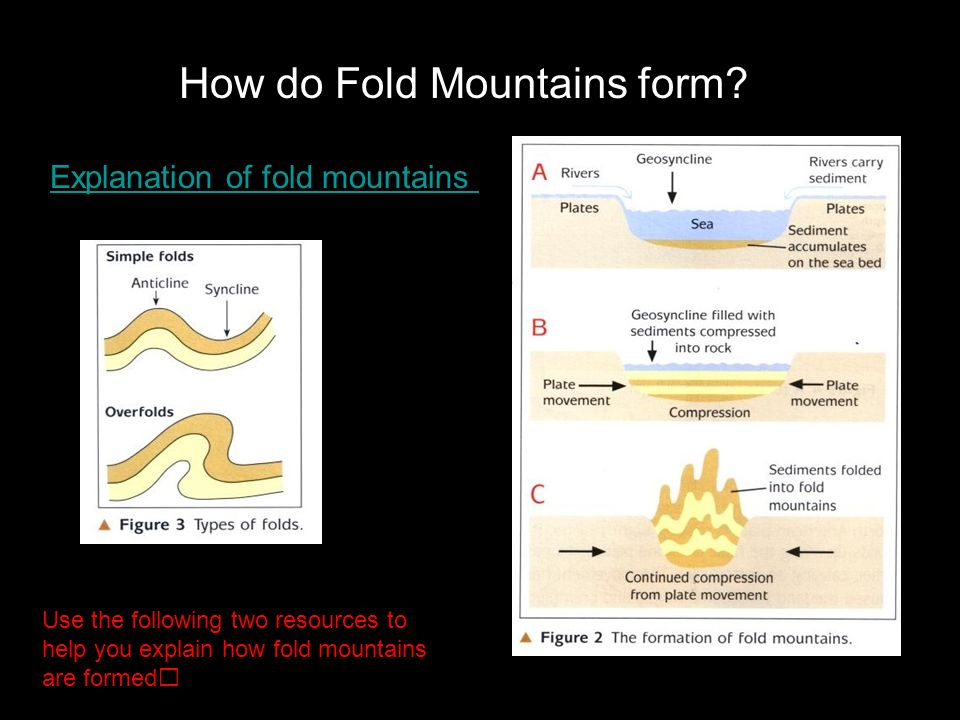 Fold Mountains Ppt Download