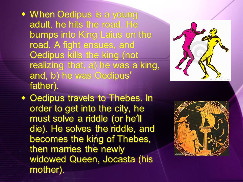 brief summary of oedipus rex by sophocles