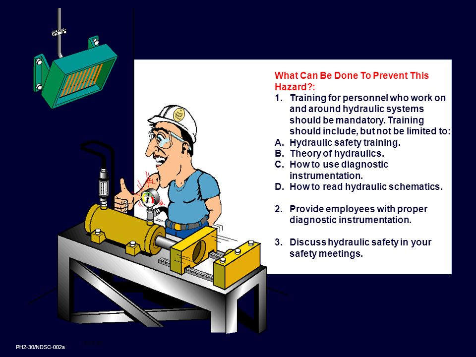 Safety with Hydraulics - ppt download on hydraulic repair, hydraulic diagrams, hydraulic kits, hydraulic controls, hydraulic pump, hydraulic troubleshooting guide, hydraulic components, hydraulic design, hydraulic drawings, hydraulic circuits, hydraulic system, hydraulic kidney loop, hydraulic cylinder, hydraulic valves, hydraulic laws, hydraulic equipment, hydraulic symbols, hydraulic projects, hydraulic blueprints, hydraulic power,