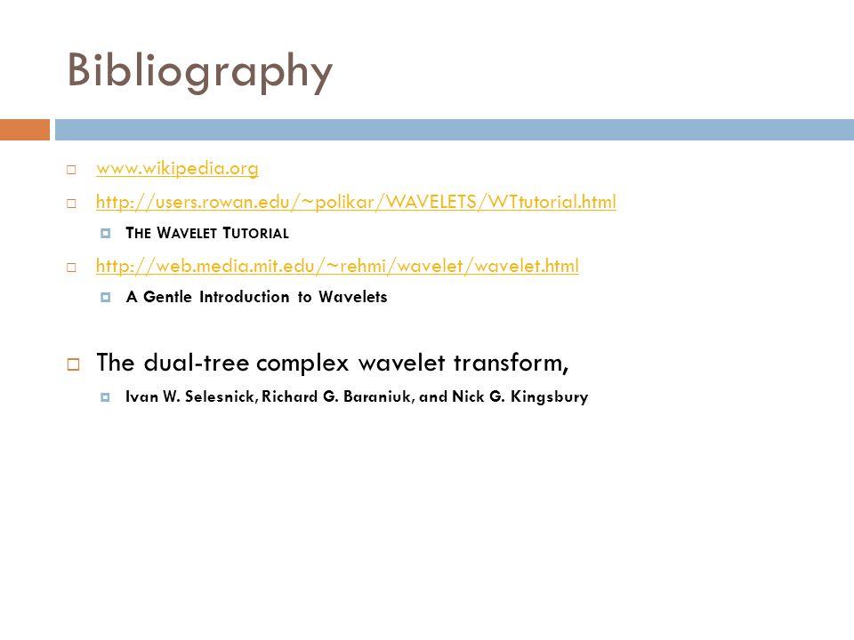 Wavelets Introduction  - ppt video online download