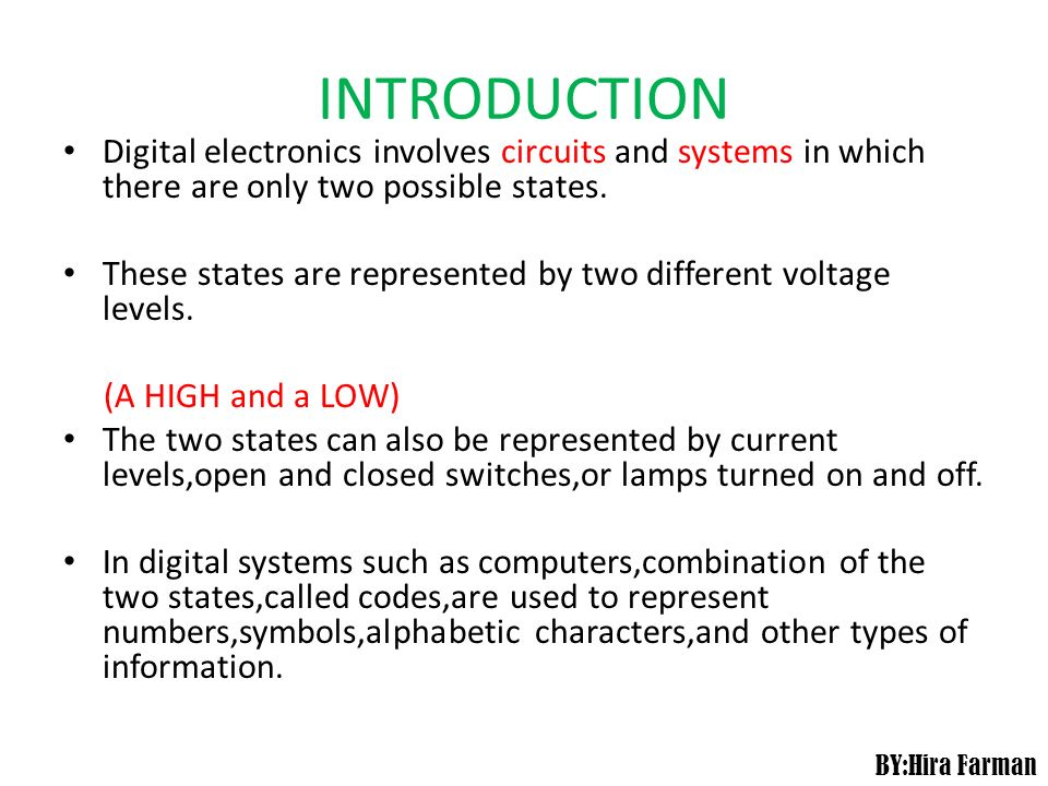 Digital Logic Design1 Ppt Video Online Download