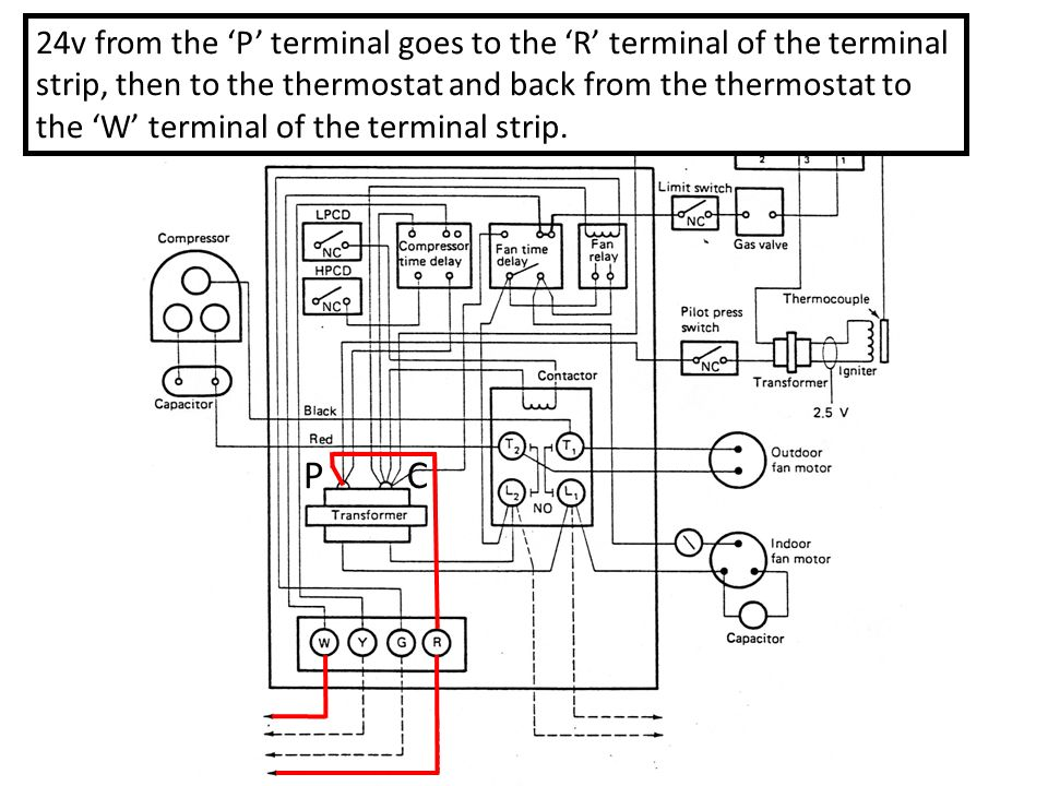 A6a to A6b Schematic Diagram to Pictorial Diagram - ppt video online ...