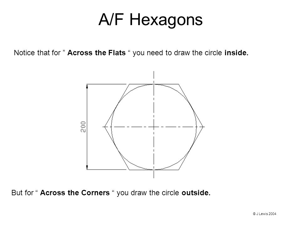 Draw Hexagon Online