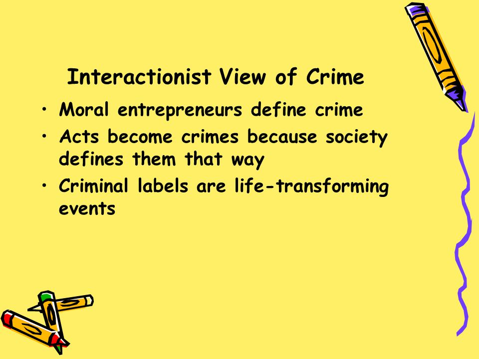 types of crime in sociology