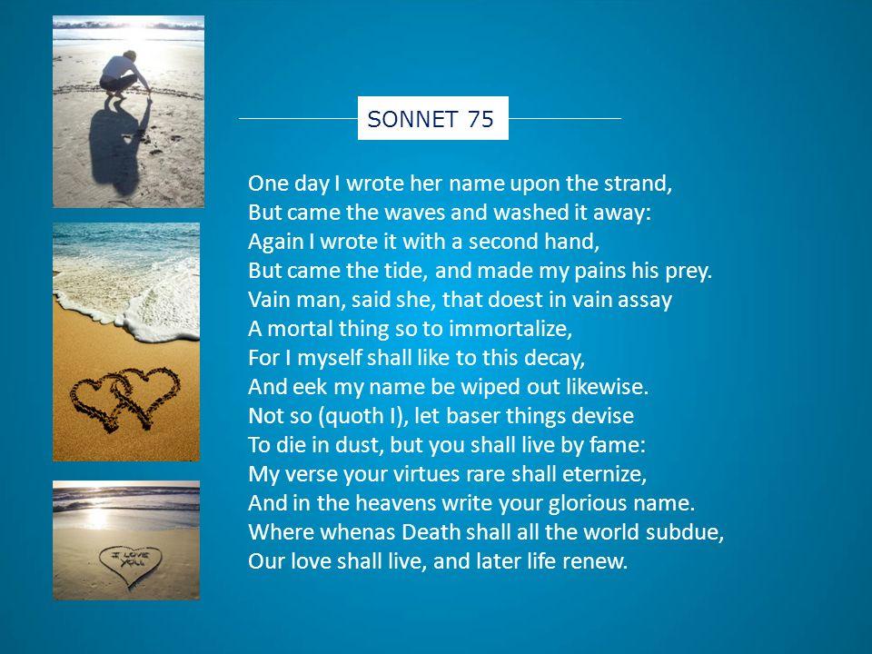 sonnet 54 edmund spenser analysis