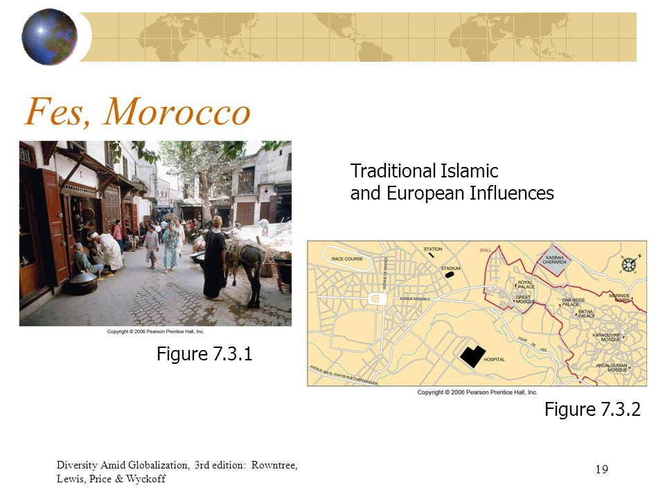 Chapter 7 southwest asia and north africa ppt video online download 19 fes morocco traditional islamic and european influences figure 731 diversity amid globalization fandeluxe Gallery