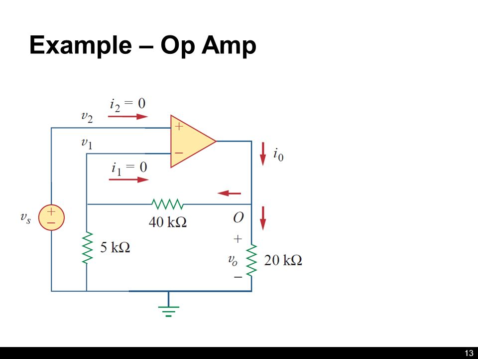 lecture 8  op amps and circuits nilsson