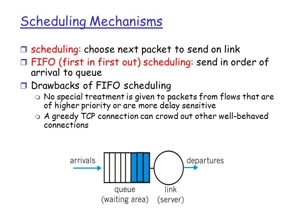 Providing QoS in IP Networks - ppt video online download